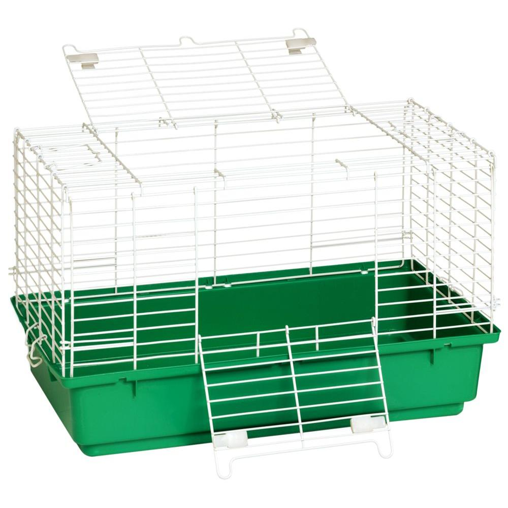 The characteristics of a rabbit cage